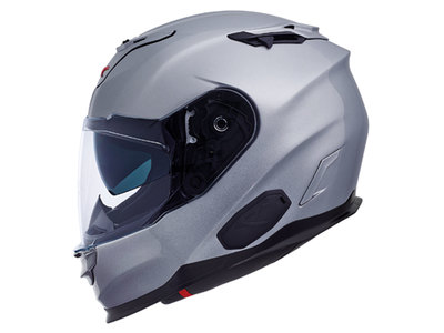 Touch Of Modern - Nexx Helmets Quintessential Motorcycle Helmets X.T1 Plain // Gray (Extra Small) Photo