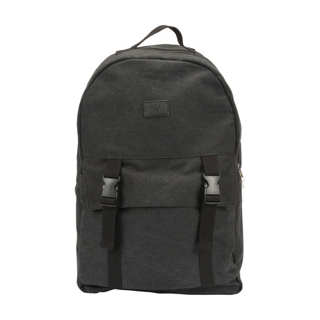 The Finch Backpack // Black