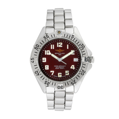 Breitling Colt Automatic // A17035 // 763-TM10402 // Pre-Owned