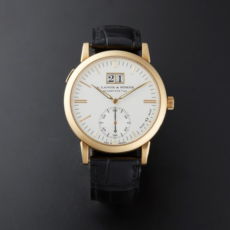 A. Lange & Sohne Langematik Big Date Automatic // 308.021 // Pre-Owned
