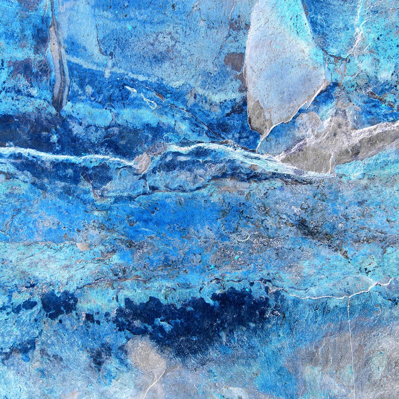 blue slate wall mural brewster home fashions touch of modern blue slate wall mural