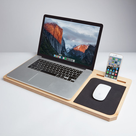 The LapPad // Mobile Workstation