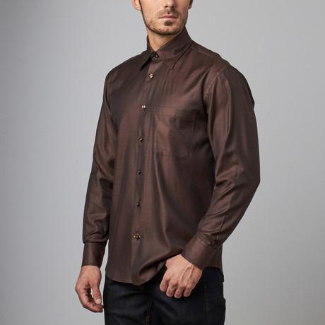 Robert talbott exceptional sport shirts touch of modern for Robert talbott shirts sale
