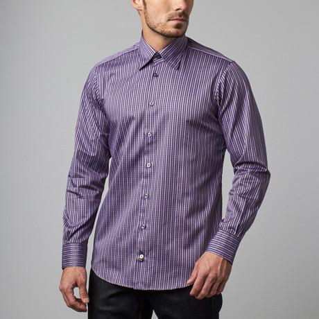 Otto Sport Shirt // Lavender