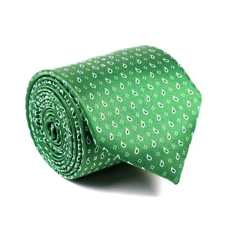 Romolo Tie // Green