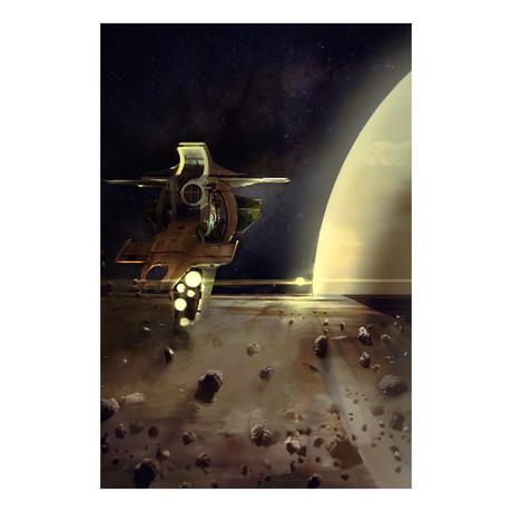 The Future of Mankind, Saturn