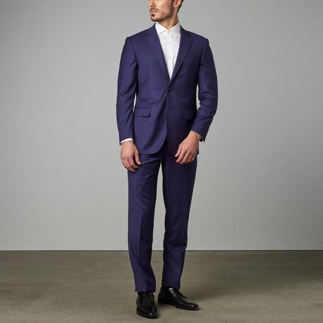 Paolo Lercara // Modern-Fit Suit // Royal Blue (US: 40R)