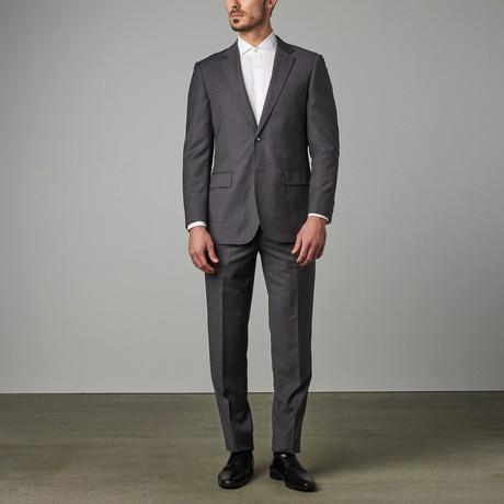 Modern-Fit Suit // Medium Grey