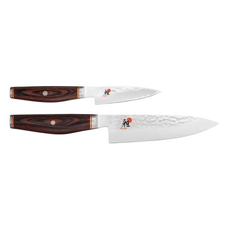 Miyabi Artisan // Paring + Chef Knife Set