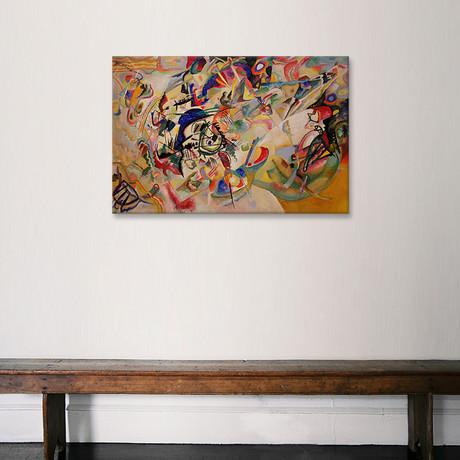 Composition VII // Wassily Kandinsky // 1913