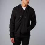Baubax Sweatshirt // Male // Black (XL)