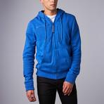 Baubax 1.0 Sweatshirt // Male // Blue (L)