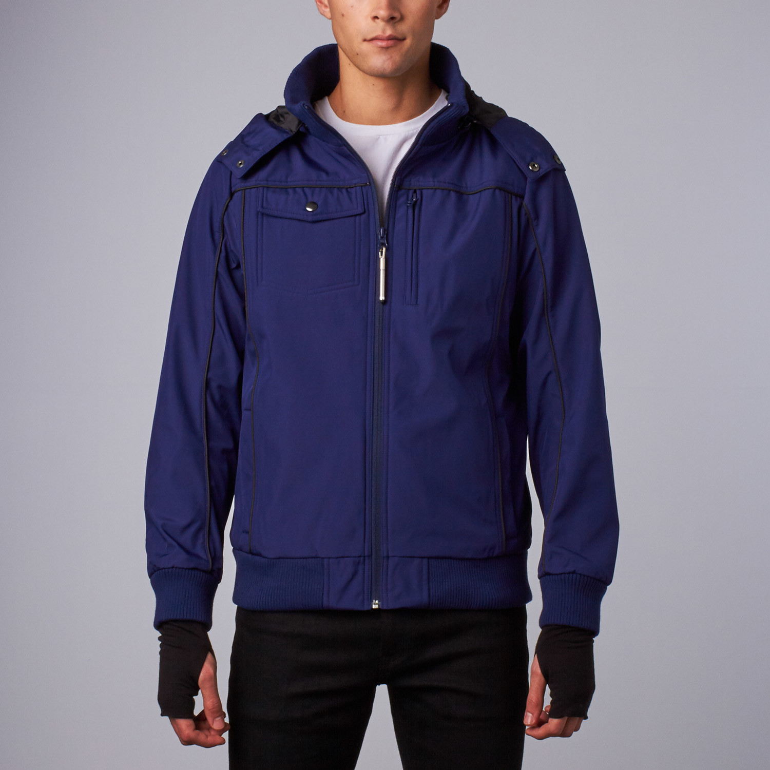 Baubax Bomber Male Blue Xs Baubax Touch Of Modern
