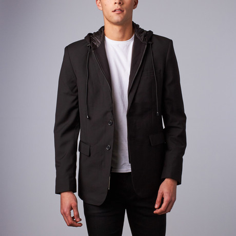 Baubax Blazer // Male // Black