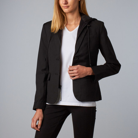 Baubax Blazer // Female // Black