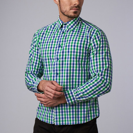 Hampton Casual Shirt // Green (S)