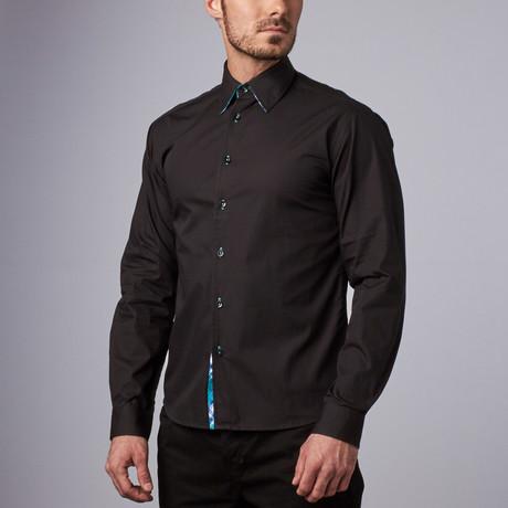 Carerra Casual Shirt // Black (S)