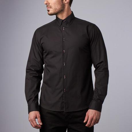 Duke Casual Shirt // Black (S)