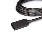 Stainless Steel Zinc Alloy Tips (Lightning)