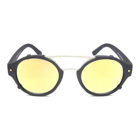 Cascade Revo // Black + Yellow