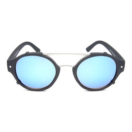 Cascade Revo // Black + Blue