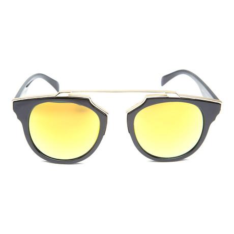 Blanco // Black + Yellow