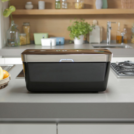 complete kitchen package black vacuvita touch of modern