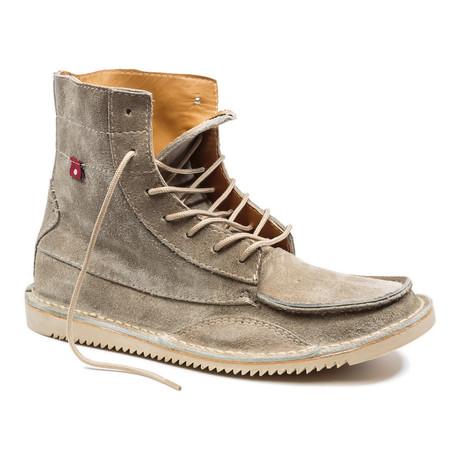 Windok Split Toe Boot // Sand
