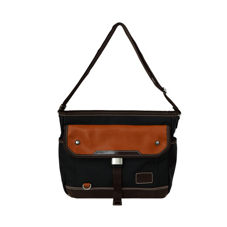 Parkland Messenger (Black)