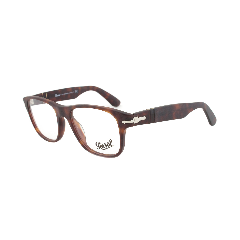 Persol // Eyeglass Frames // PO3051V 9001 - Designer ...