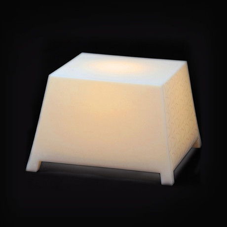 Vita Color-Changing Side Table