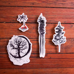 Great Outdoors // Pack of 6