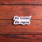 My Life in Quotes // Pack of 6