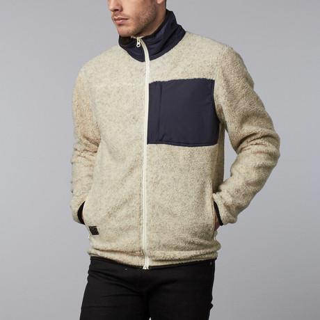 Steamboat Sherpa Fleece // Cream