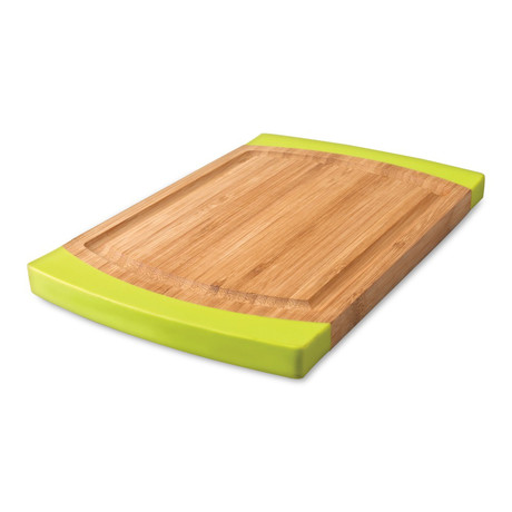 Studio Rounded Bamboo Chopping Board