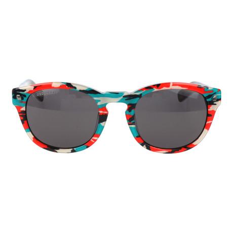 Sidney Sunglasses // Multi Camo