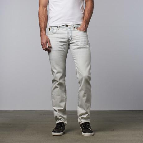 Relaxed Straight Leg Jean // Indigo (29WX32L)