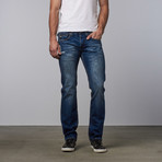 Relaxed Straight Leg Jean // Light Blue (29WX32L)