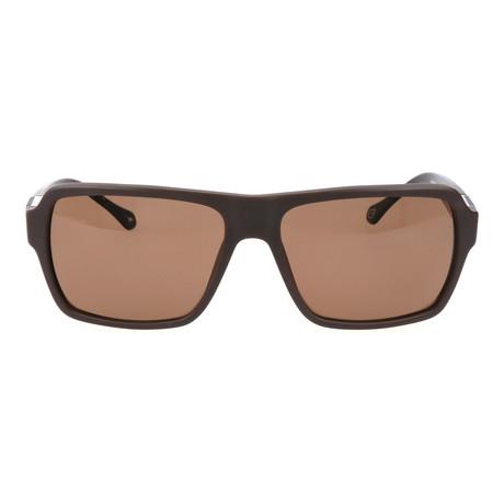 SZ3625M Sunglasses // Brown