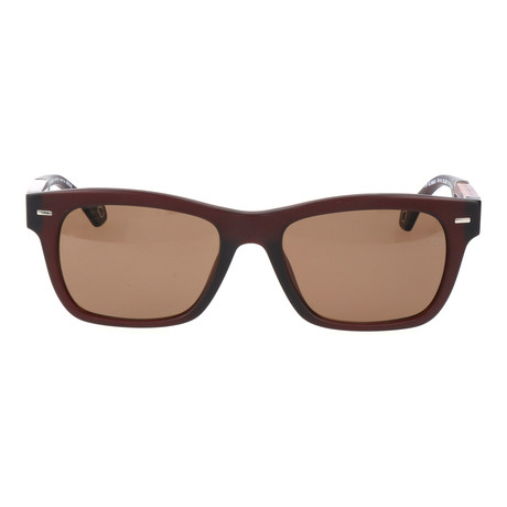 E. Zegna // Nario Sunglasses // Brown