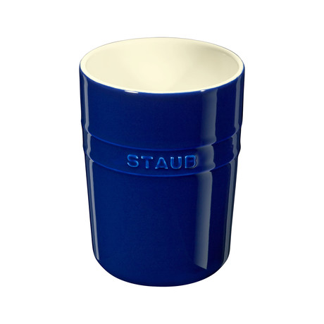 Utensil Holder // Dark Blue
