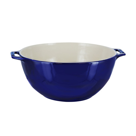 "Serving Bowl // Dark Blue (7"" Bowl)"