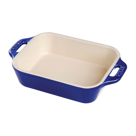 Rectangular Baking Dish (White)