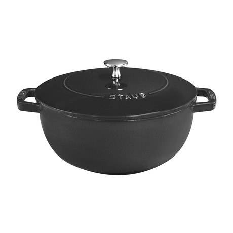 Essential French Oven // Matte Black