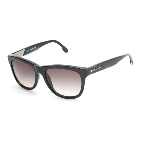 Oliver Sunglasses // Grey + Black