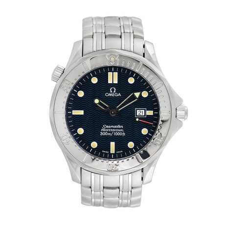 Omega Seamaster Professional Quartz // Pre-Owned