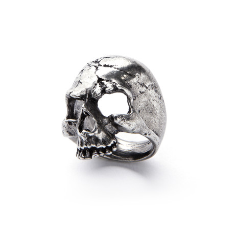 Ruination Skull Ring