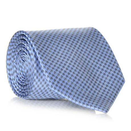 Silk Tie // Light Blue