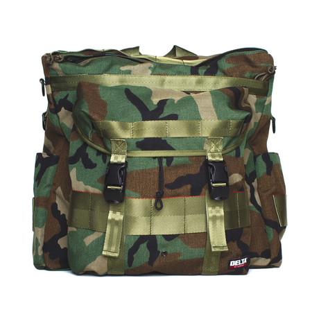 Patrol Pack // 2 Way Backpack