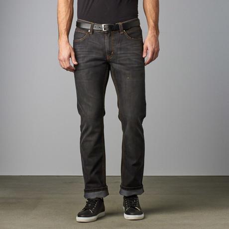 5 Pocket Jean // Charcarcoal